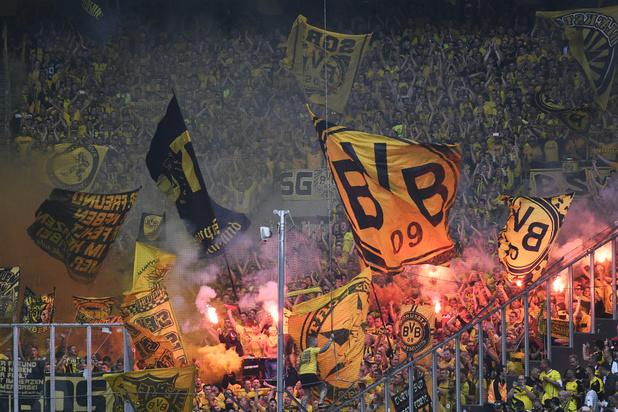 Bundesliga blijft best bezochte competitie ter wereld