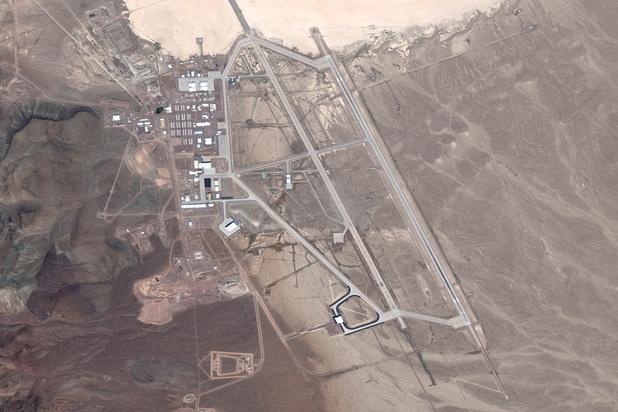 Ludiek Facebookevent voor bestorming Area 51 baart Amerikaans leger zorgen