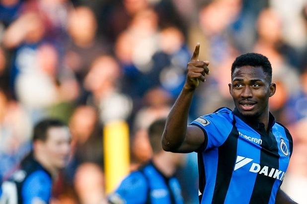 Bruges surclasse Gand et remonte à la deuxième place