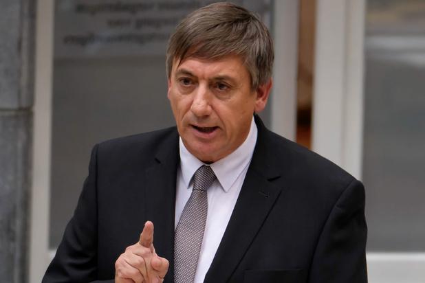 """Jambon: """"Nous avons les tableaux budgétaires mais l'opposition doit attendre"""""""