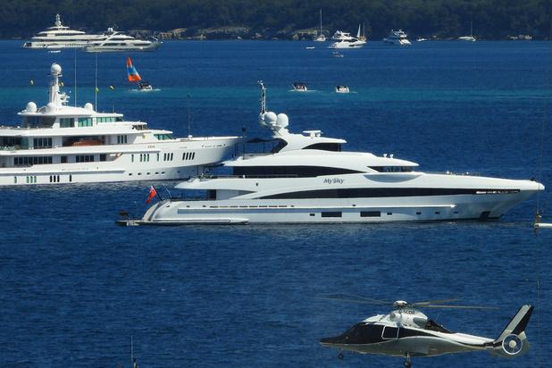 Un homme tué dans une collision entre deux yachts, au large de Cannes