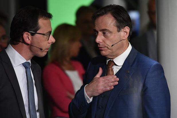 Vlaamse formatie: De Wever nodigt CD&V een vierde keer uit