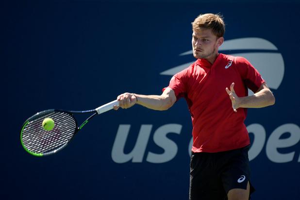 David Goffin défiera Novak Djokovic