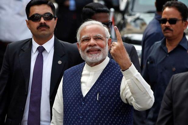 """Modi: L'Inde peut vaincre le Pakistan """"en dix jours"""""""