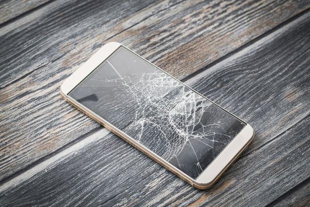 Mon écran de smartphone est cassé, que faire?