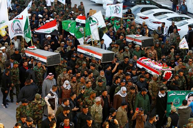 En Irak, la contestation refuse d'être éclipsée par les tensions irano-américaines