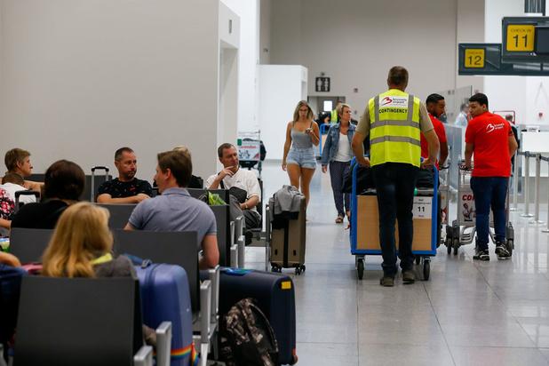 Alyzia blijft komende vijf jaar actief als afhandelaar op Brussels Airport