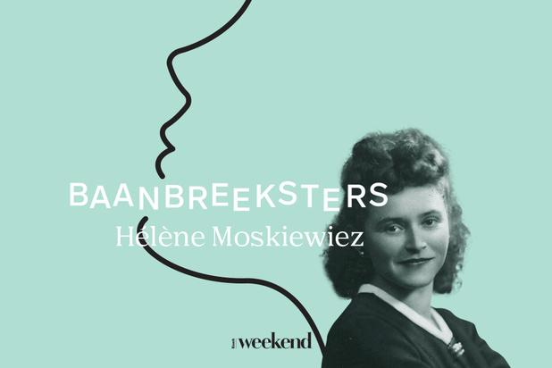 Podcast Baanbreeksters: luister hoe de joodse Hélène Moszkiewiez infiltreerde bij de nazi's