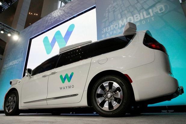 Un pionnier des voitures autonomes accusé de vol de secrets industriels
