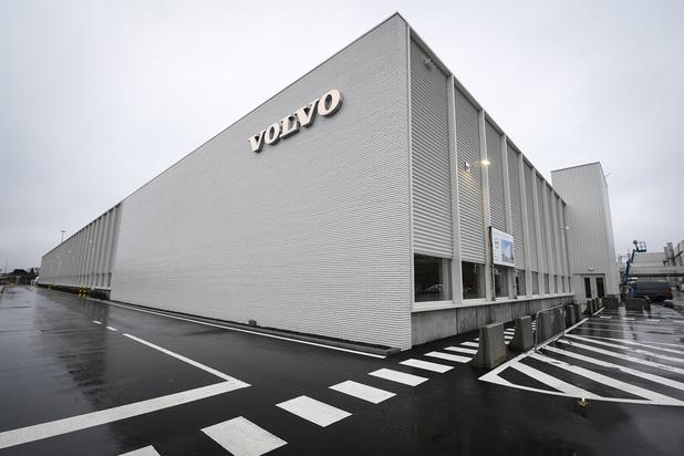 Productie bij Volvo Car Gent na week hervat