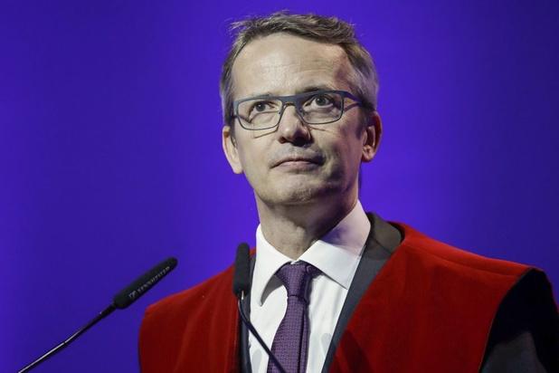 Luc Sels kandidaat om zichzelf op te volgen als rector van KU Leuven