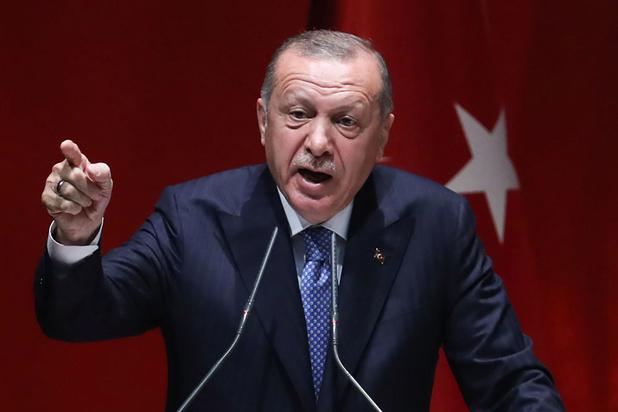 Erdogan 'aanvaardt niet' dat Turkije onder druk wordt gezet om geen kernwapen te verwerven