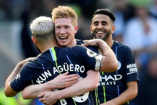 Manchester City verlengt titel