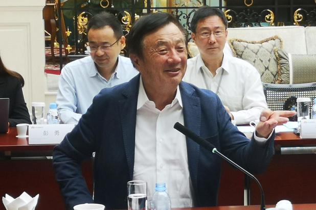 Huawei biedt 5G-technologie te koop aan voor westerse concurrenten