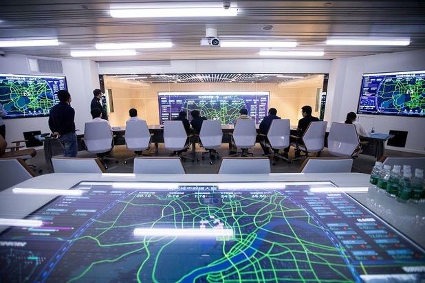 Alibaba et les embouteillages de Hangzhou