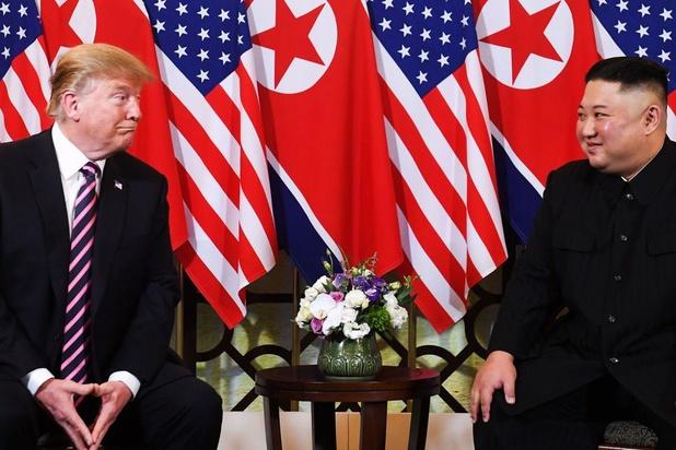 Kim Jong-un bereid tot derde top met Trump
