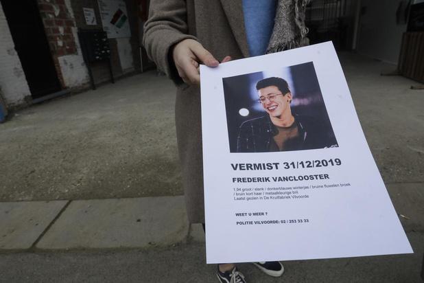 Politie zoekt vrijdag voort naar vermiste zoon van West-Vlaamse journalisten