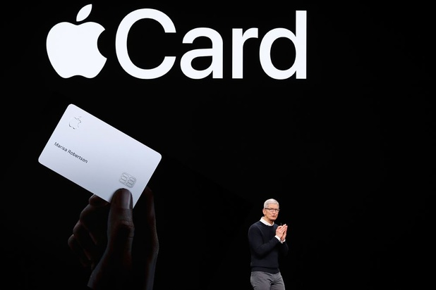 Le pivot d'Apple vers les services prend corps: Apple Card et Apple TV +