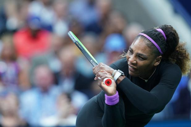 US Open: Serena Williams en demi-finales pour la 13e fois