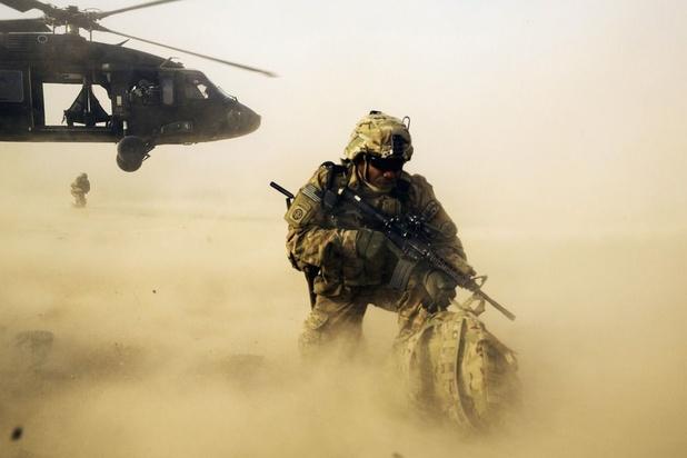 Echec américain en Afghanistan: l'option militaire privilégiée, très peu de développement (carte blanche)