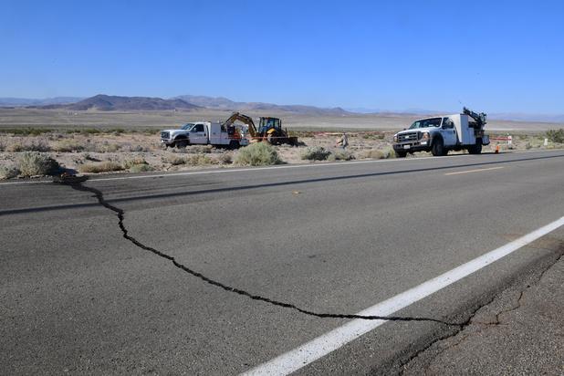 Un deuxième séisme majeur fait trembler le sud de la Californie