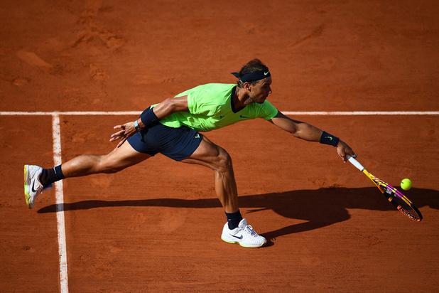 Roland Garros: Rafael Nadal valide son ticket pour les huitièmes de finale