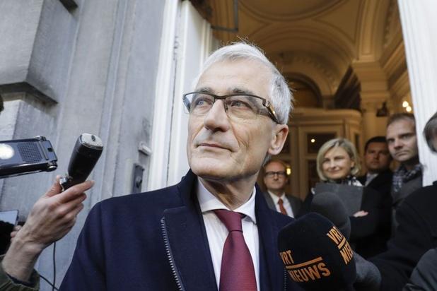 Bourgeois: 'Volgende Vlaamse regering moet investeringsgraad nog optrekken'