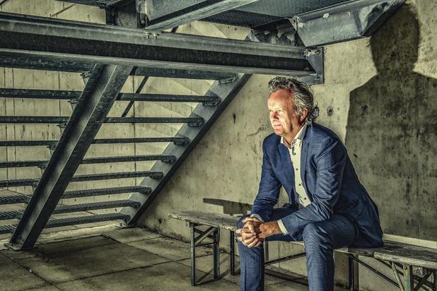 STVV-voorzitter David Meekers: 'Over lijken gaan, ligt niet in mijn aard'