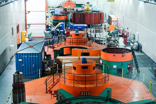 Engie veut augmenter la capacité de stockage et de puissance de la centrale de Coo