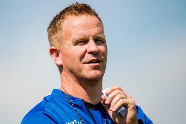 KVM-coach Wouter Vrancken voor de Supercup: 'Het missen van Europees voetbal is zuur'