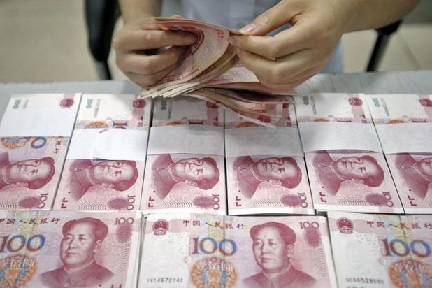 En Chine, des billets de banque mis en quarantaine