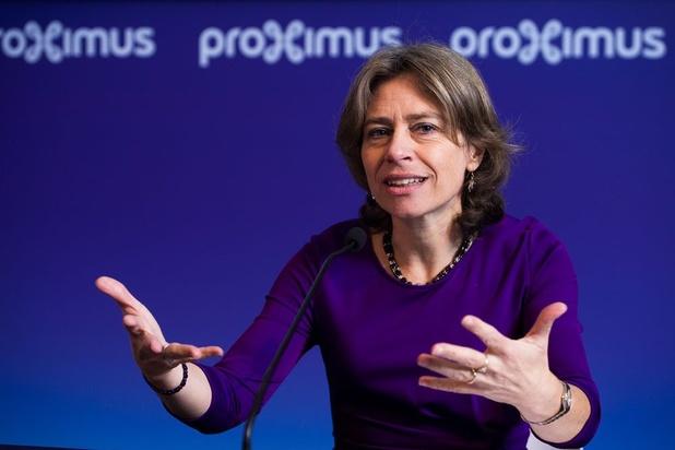 'In Nederland had Dominique Leroy niet hetzelfde krediet opgebouwd als in België'