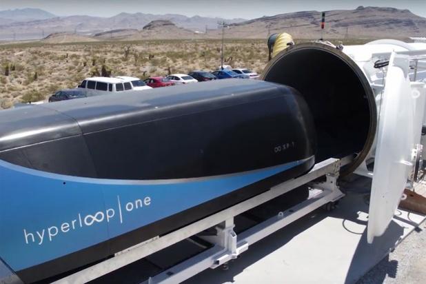 Virgin Hyperloop: le train ultra-rapide du futur franchit une étape