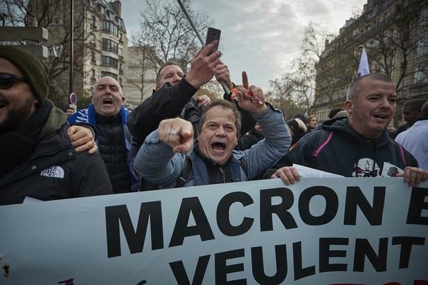 Grèves en France: semaine à haut risque pour Macron, avant un blocage pour les fêtes