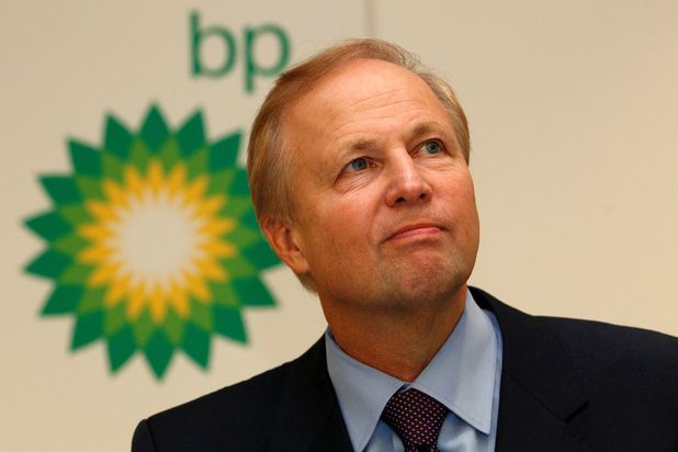 Topman Dudley vertrekt bij energiereus BP