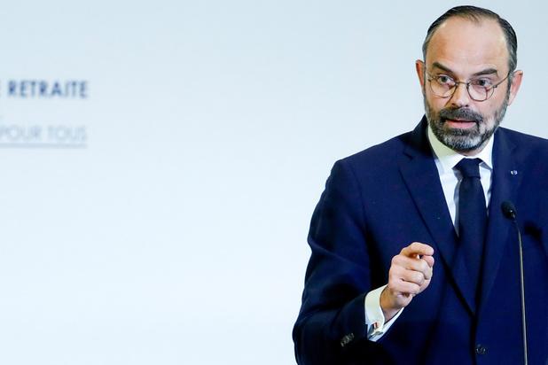 Franse premier bereid om 'alle modaliteiten pensioenhervorming bespreekbaar te maken'