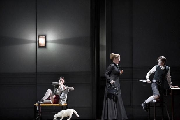 De Munts opera 'The Turn of The Screw': genot van de donkerste soort