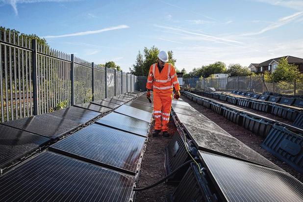 Une première mondiale solaire au Royaume-Uni