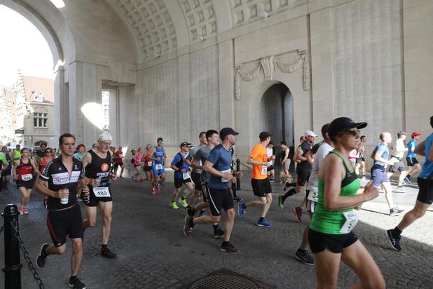 Stijn Fincioen wint McBride Run