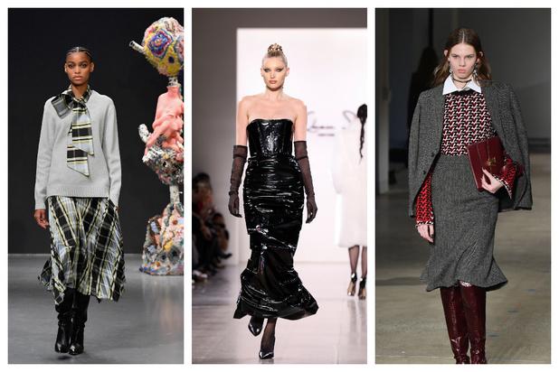 La Fashion Week de New York placée sous le signe de la féminité