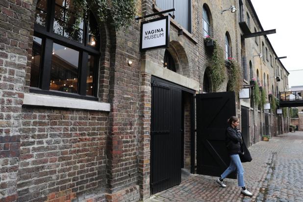 In beeld: het eerste vaginamuseum ter wereld opent in Londen