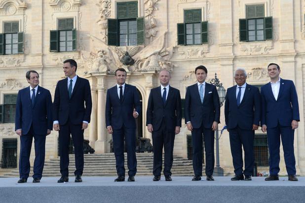 Zuid-Europese landen bereiken akkoord over klimaat, niet over migratie