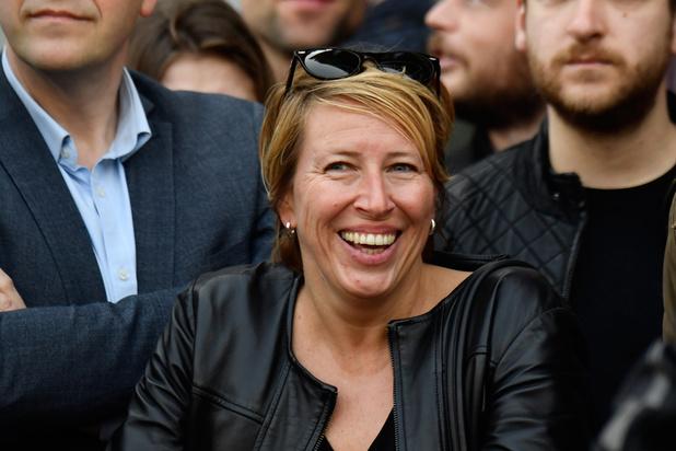 Voormalig SP.A-voorzitter Caroline Gennez stopt met lokale politiek
