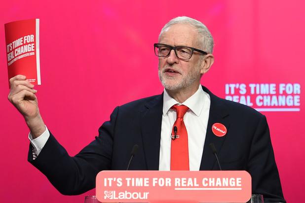 Labour komt met meest radicale programma van de laatste decennia
