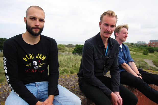 Luister: Ventilateur laat de Oostendse wind nog wat harder waaien op Theater Aan Zee
