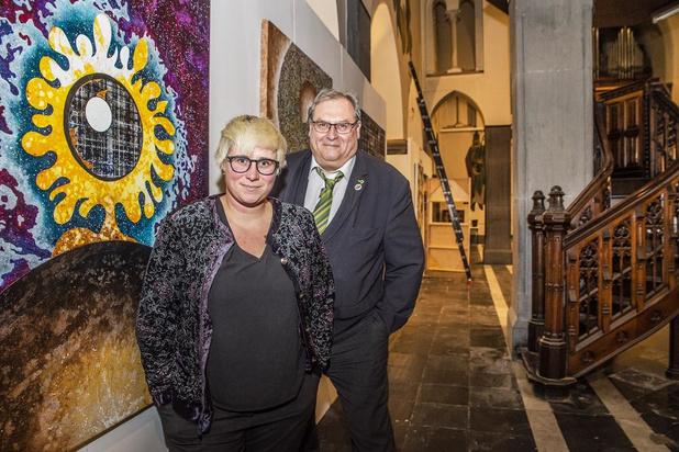 Paterskerk in Roeselare wordt kunstpodium