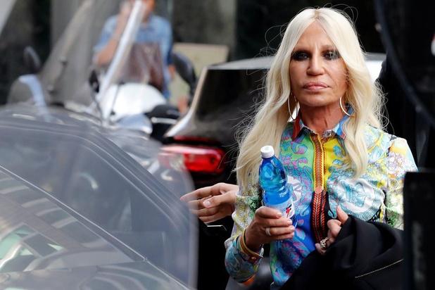 Donatella Versace achète une des plus célèbres villas du lac Majeur pour près de 5 millions d'euros