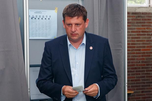 SP.A-voorzitter Crombez biedt ontslag aan