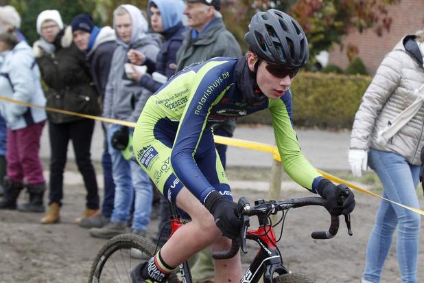 Nieuweling Flor Cremmery wil deze winter in de top tien eindigen