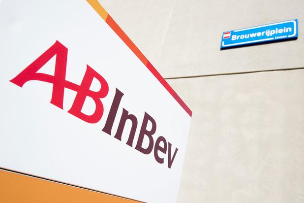 Resultaten AB InBev zijn minder erg dan gevreesd